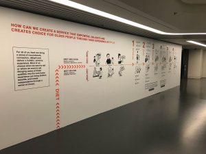 image of finished exhibition hall
